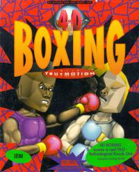 DOS - 4D Sports Boxing Box Art Front