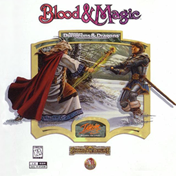 DOS - Blood and Magic Box Art Front