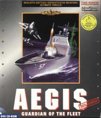 DOS - AEGIS Guardian of the Fleet Box Art Front