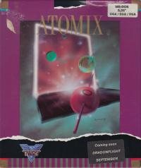 DOS - Atomix Box Art Front