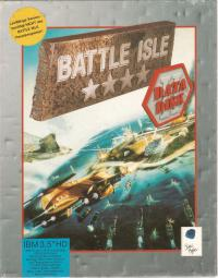 DOS - Battle Isle '93 The Moon of Chromos Box Art Front