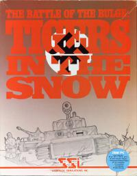 DOS - Battle of the Bulge Tigers in the Snow Box Art Front