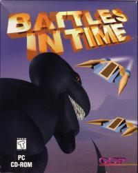 DOS - Battles in Time Box Art Front