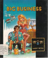 DOS - Big Business Box Art Front