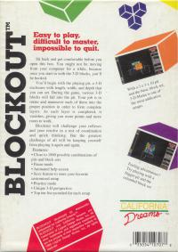 DOS - Blockout Box Art Back
