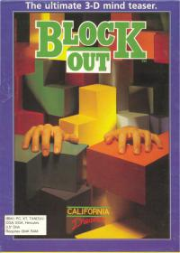 DOS - Blockout Box Art Front
