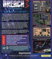 DOS - Breach 3 Box Art Back