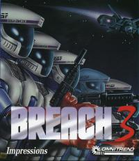 DOS - Breach 3 Box Art Front