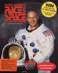 DOS - Buzz Aldrin's Race into Space Box Art Front