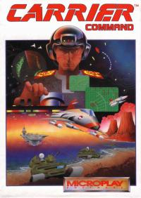 DOS - Carrier Command Box Art Front