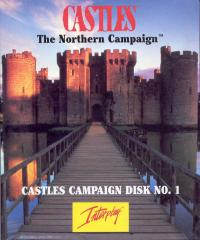 DOS - Castles The Northern Campaign Box Art Front