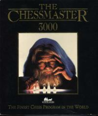 DOS - Chessmaster 3000 Box Art Front