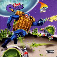 DOS - Chex Quest Box Art Front