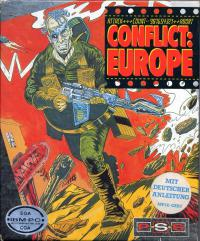 DOS - Conflict Europe Box Art Front