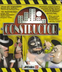 DOS - Constructor Box Art Front