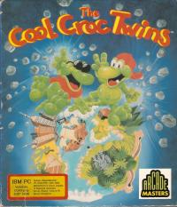DOS - Cool Croc Twins Box Art Front