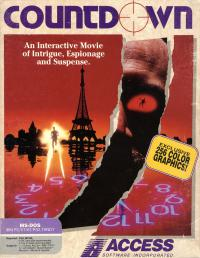 DOS - Countdown Box Art Front