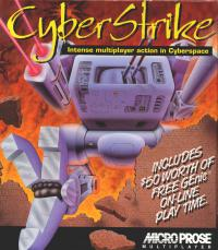 DOS - CyberStrike Box Art Front