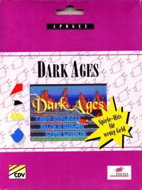 DOS - Dark Ages Box Art Front