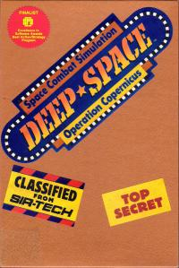 DOS - Deep Space Operation Copernicus Box Art Front