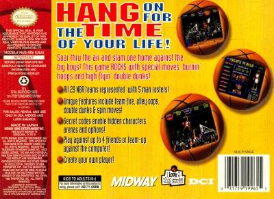NBA Hangtime | N64