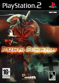 PS2 - Daemon Summoner Box Art Front