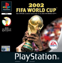 PSX - 2002 FIFA World Cup Box Art Front