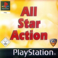 PSX - All Star Action Box Art Front