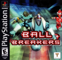 PSX - Ball Breakers Box Art Front