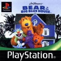 PSX - Bear in the Big Blue House Box Art Front