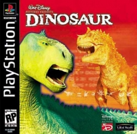 PSX - Disney's Dinosaur Box Art Front